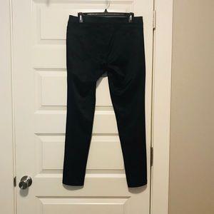 NWOT Betsey Johnson Black Stretchy Skinny Jeans M